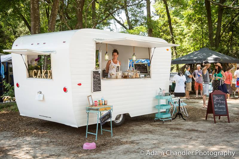 Sweet Lulus Bakery Top 10 Charleston Food Truck Trucks