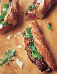Truffled Filet of Beef Sandwiches, Barefoot Countessa, Ina Garten