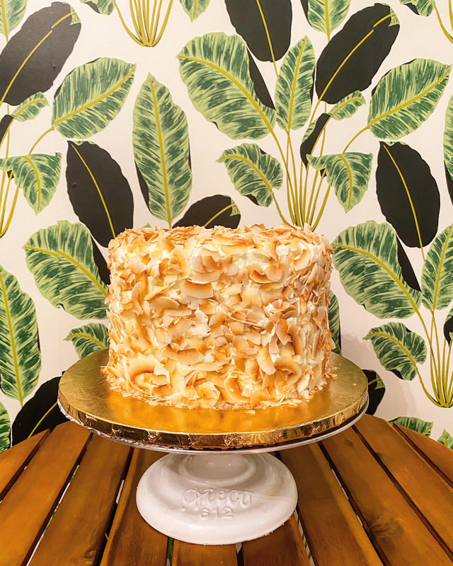 Sweet Lulu's Charleston, Charleston Coconut Cake, Cooking Channel Charleston, Ultimate Charleston Coconut Cake