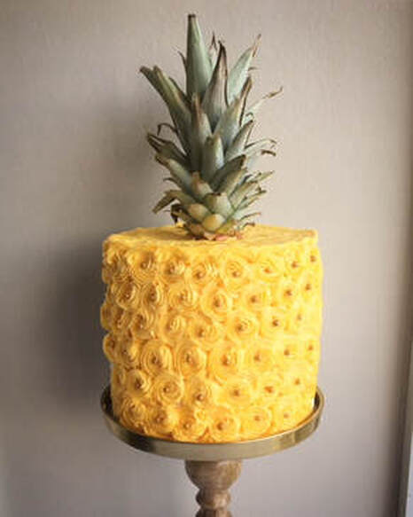 Sweet Lulu's Bakery, Best Bakery Charleston, Pineapple Cake Charleston